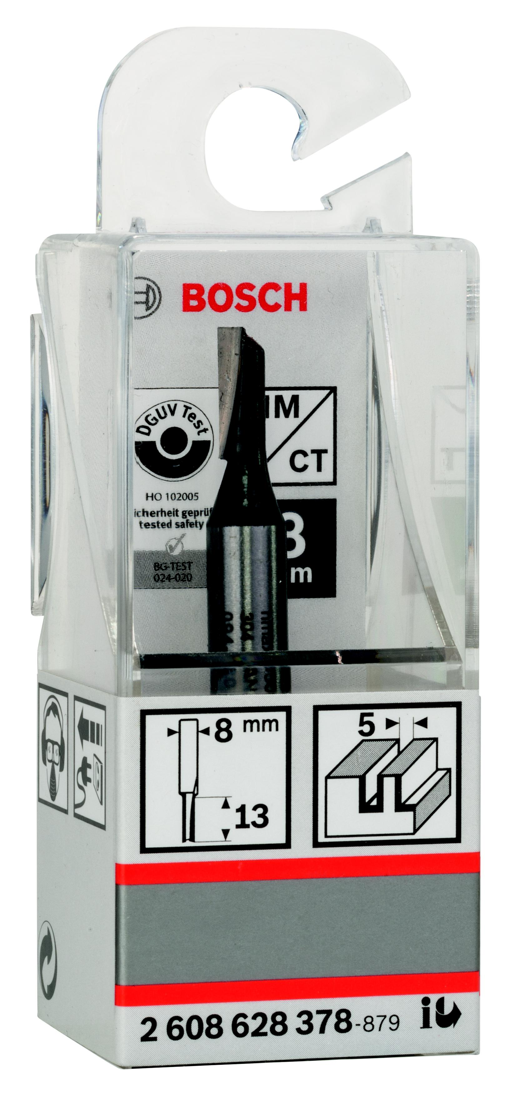 Фреза Bosch пазовая 5/13/8 (2.608.628.378) tasp 5 pair per set carbon brushes 5 8 15mm replace for bosch electric drill motors