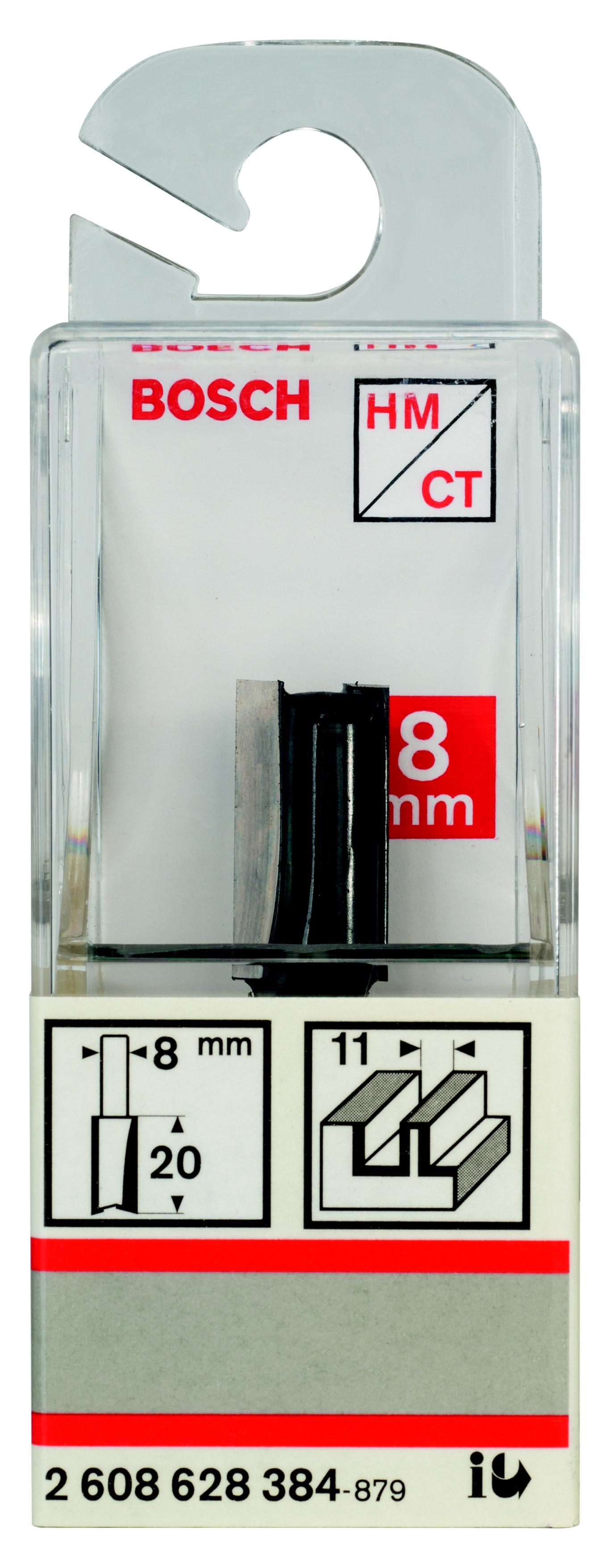 все цены на Фреза Bosch пазовая 11/20/8 (2.608.628.384)
