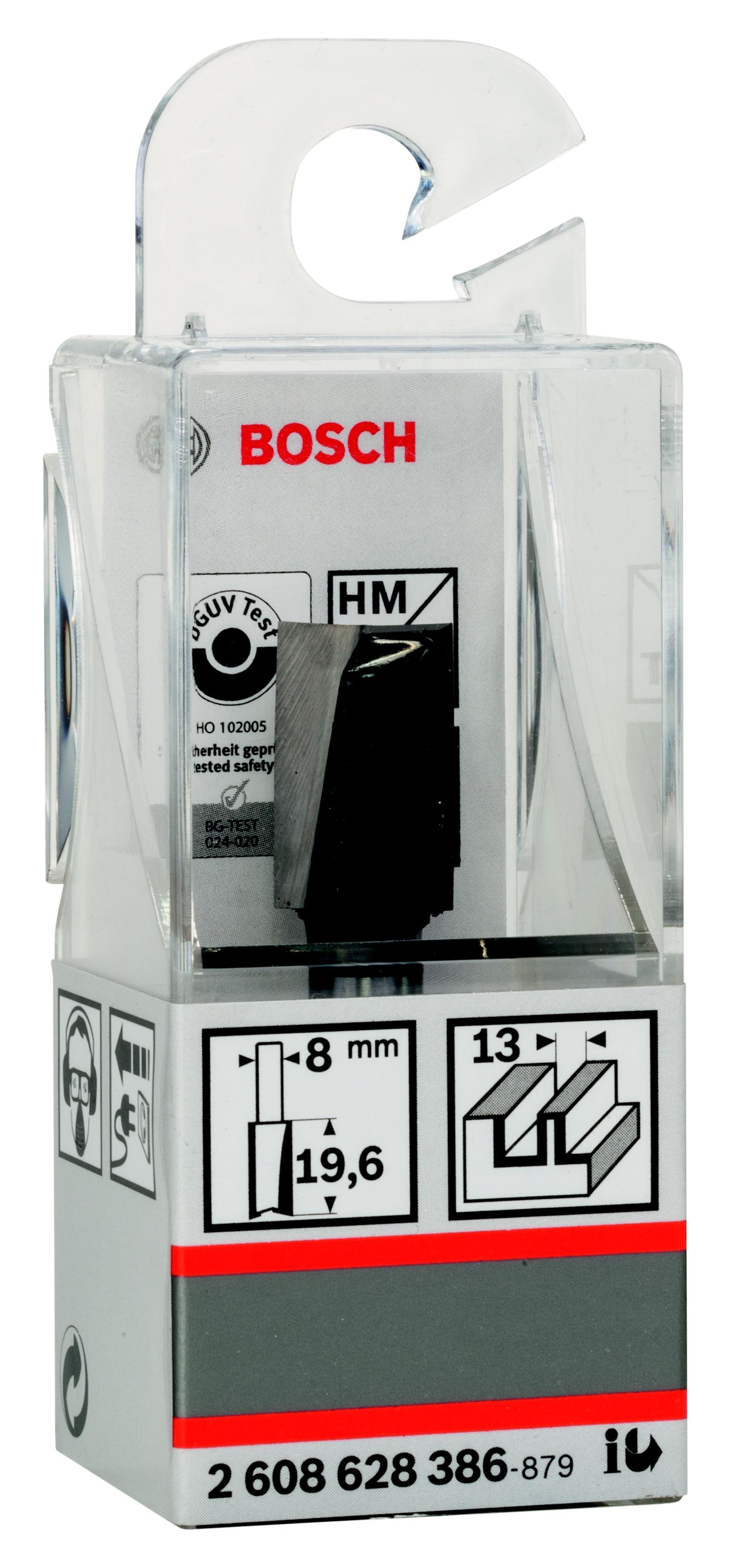 все цены на Фреза Bosch пазовая 13/20/8 (2.608.628.386)