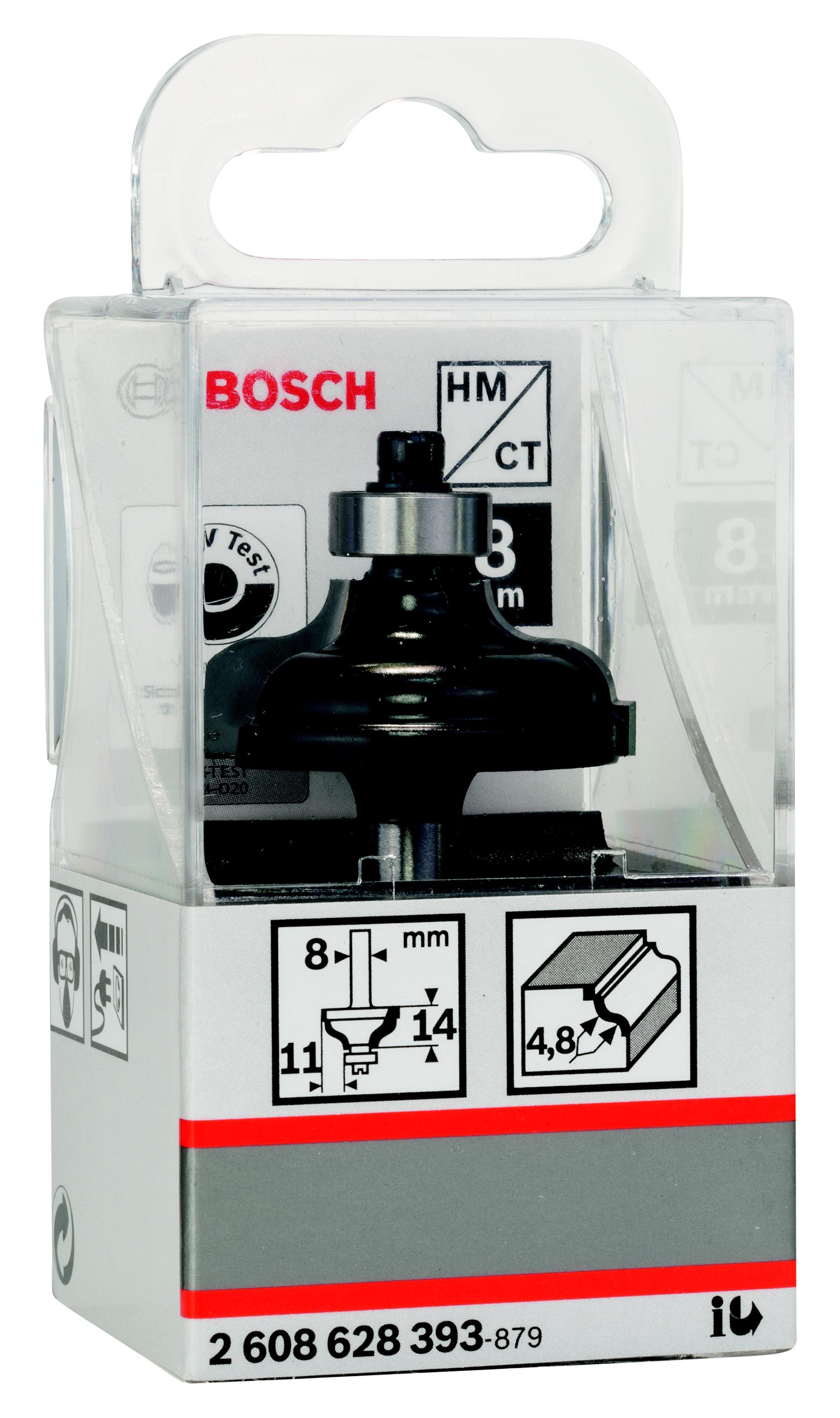 Фреза Bosch профильная a 4.8/14.3/8 (2.608.628.393)