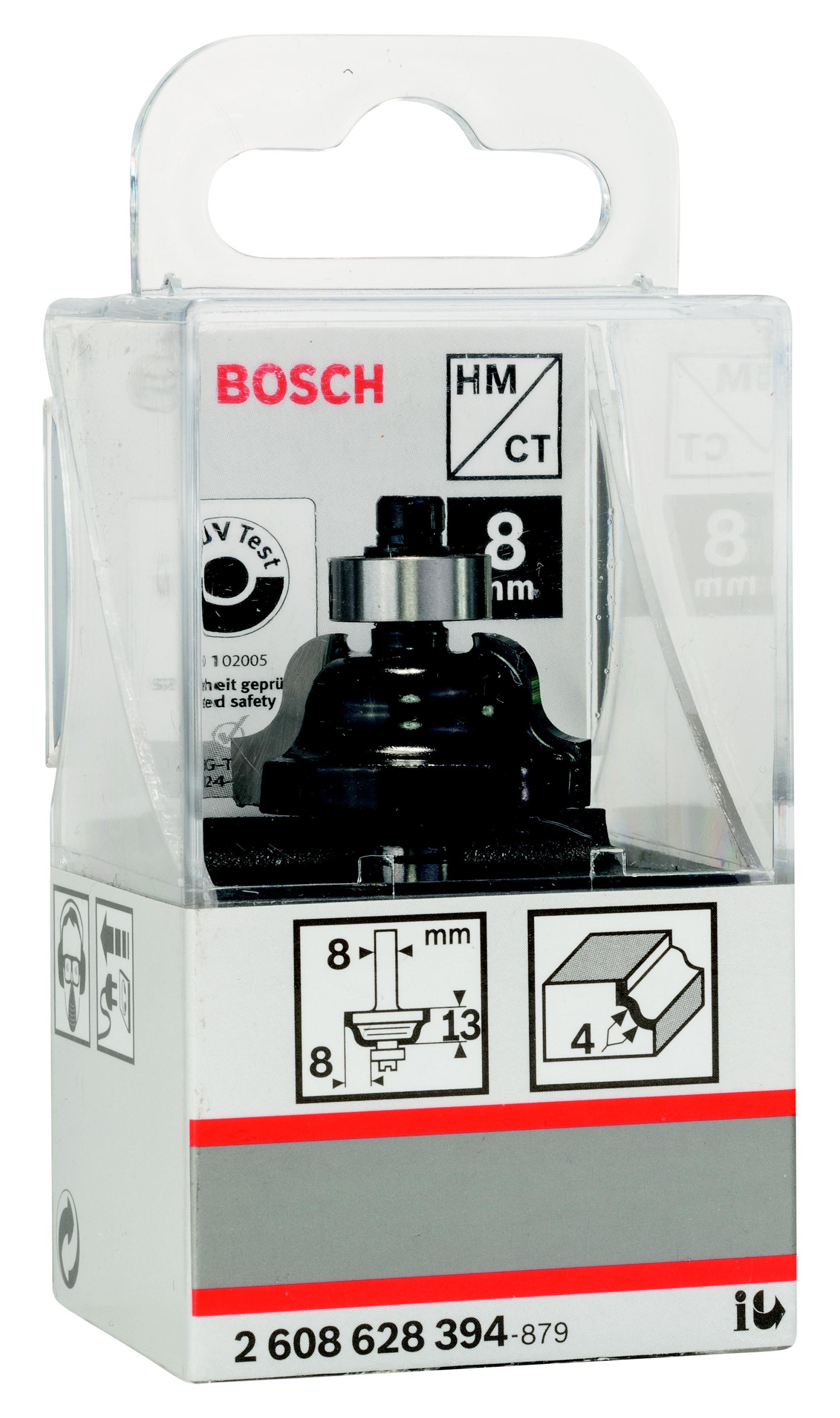 Купить Фреза Bosch профильная b 4.0/12.7/8 (2.608.628.394), Германия