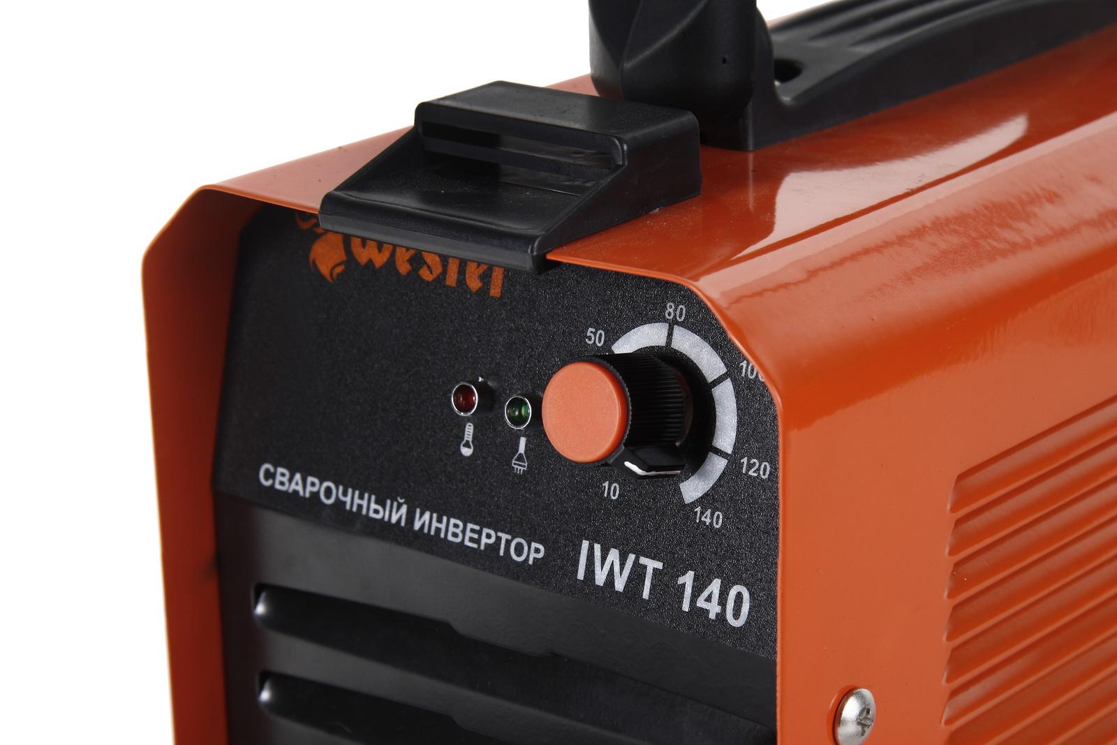 Сварочный инвертор Wester Iwt140  инверторный