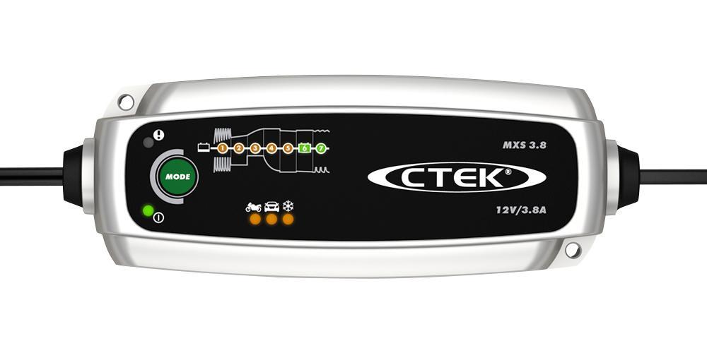Зарядное устройство Ctek Mxs 3.8 УТ000013218 зарядные устройства для электронных книг