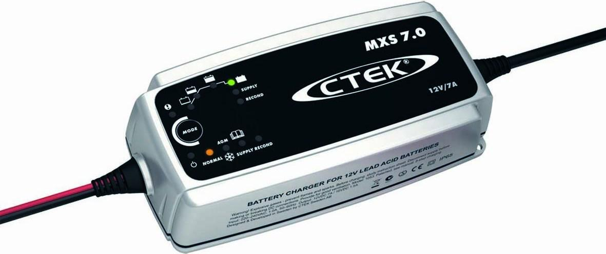 Зарядное устройство Ctek Mxs 7.0 УТ000013221 зарядные устройства для электронных книг