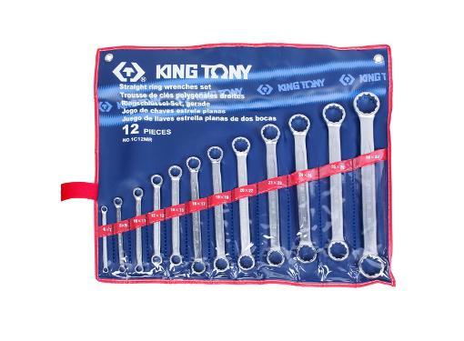 Набор ключей KING TONY 1712MR