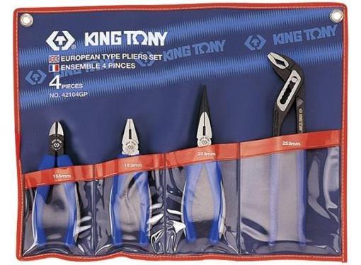 Набор инструментов KING TONY 42104GP01