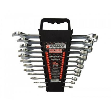 Набор ключей комбинированных Forsage F-5121mp набор инструмента forsage 51112r
