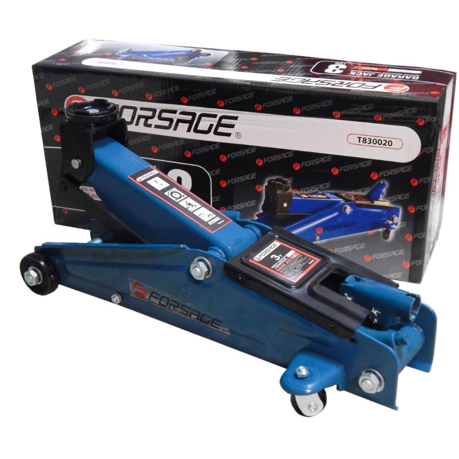 Домкрат Forsage F-t830020 набор инструмента forsage 51112r
