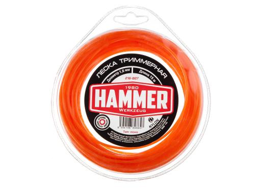 Леска для триммеров HAMMER 216-827