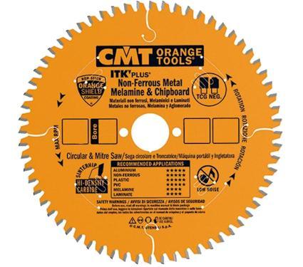 Диск пильный CMT Ф190х20мм 48зуб. (276.160.48H)