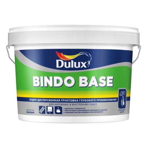 Грунтовка Dulux Professional bindo base 2,5 л фото