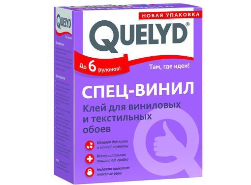 Клей обойный QUELYD Спец-Винил 300г
