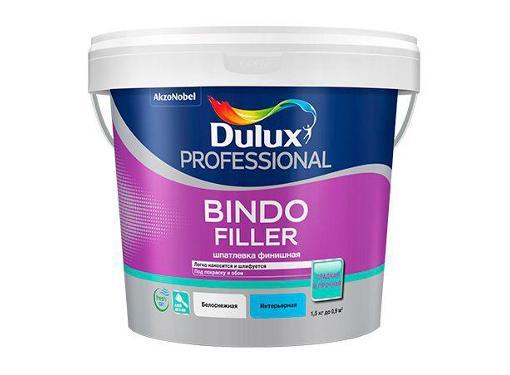 Шпаклевка DULUX Professional Bindo Filler ( 5319761) финишная 1,5 кг