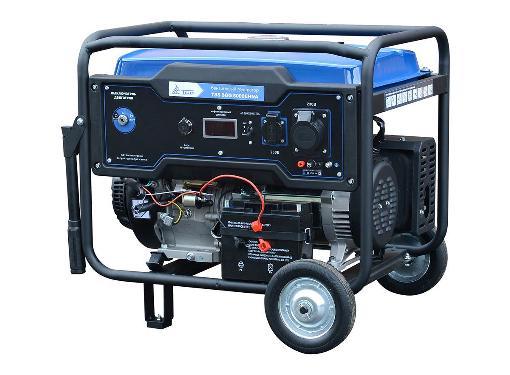 Бензиновый генератор ТСС SGG 5000EHNA (060008)