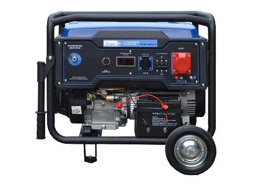 Бензиновый генератор ТСС SGG 8000 EH3NA (060015)