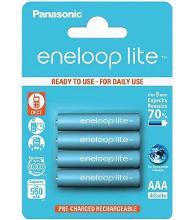 PANASONIC Eneloop lite R03 AAA (5410853052760)