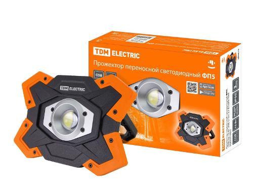 Прожектор TDM SQ0350-0055 ФП5