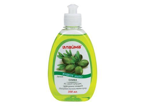 Жидкое мыло ЛАЙМА (603090) Олива 300 мл
