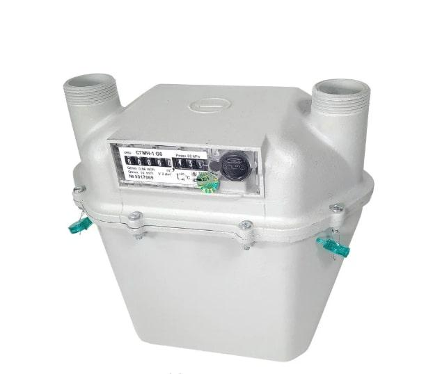 цена на Счетчик газа БЕЛОМО G6 СГМН-1-06