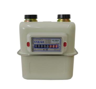 цена на Счетчик газа СГМ СГД-g4 ТК левый