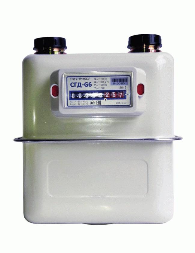 цена на Счетчик газа СГМ СГД-g6 11\4
