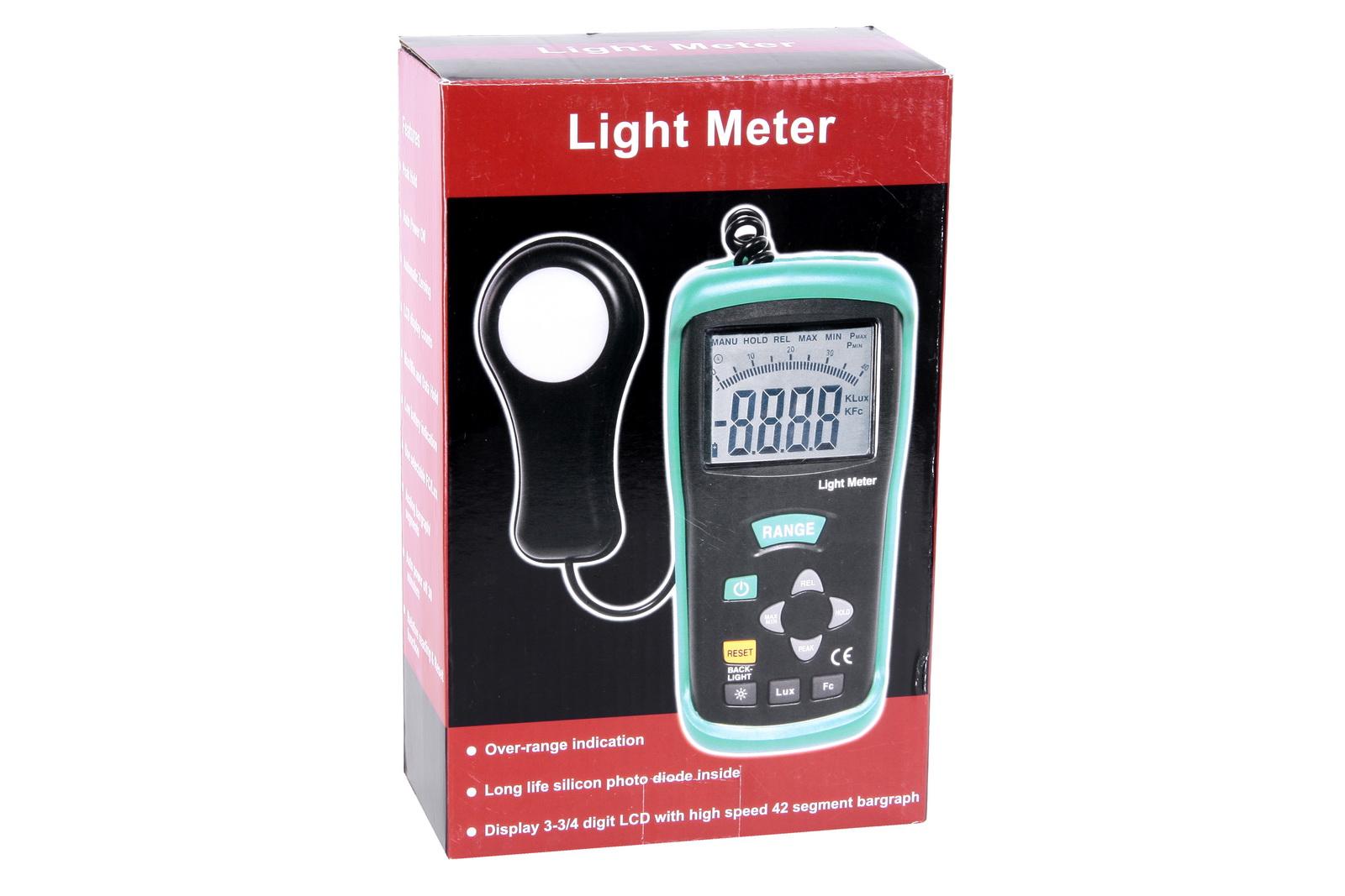 Люксметр Cem Dt-1308 измеритель освещения