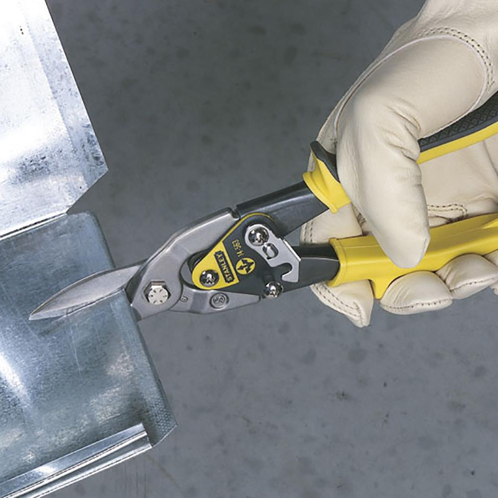 Ножницы по металлу Stanley 2-14-563