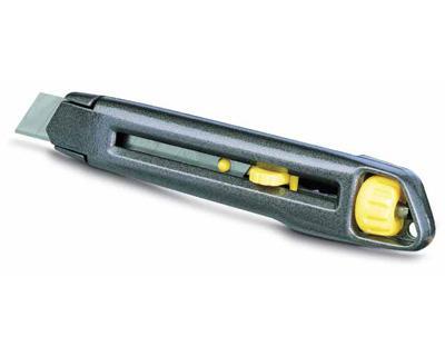 цена на Нож строительный Stanley Interlock s/off bl