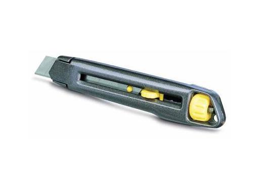 Нож строительный STANLEY INTERLOCK S/OFF BL