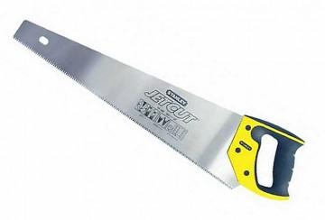 Ножовка по дереву Stanley Jet cut sp 2-15-281 стамеска по дереву stanley 0 16 892