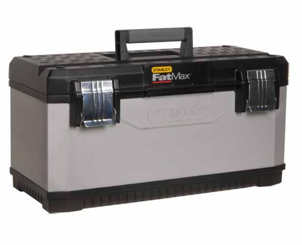 Ящик для инструментов Stanley Fatmax 1-95-616 ящик для инструмента stanley fatmax promobile job chest черно желтый металлопластмассовый 91х51 6х 43 1 см