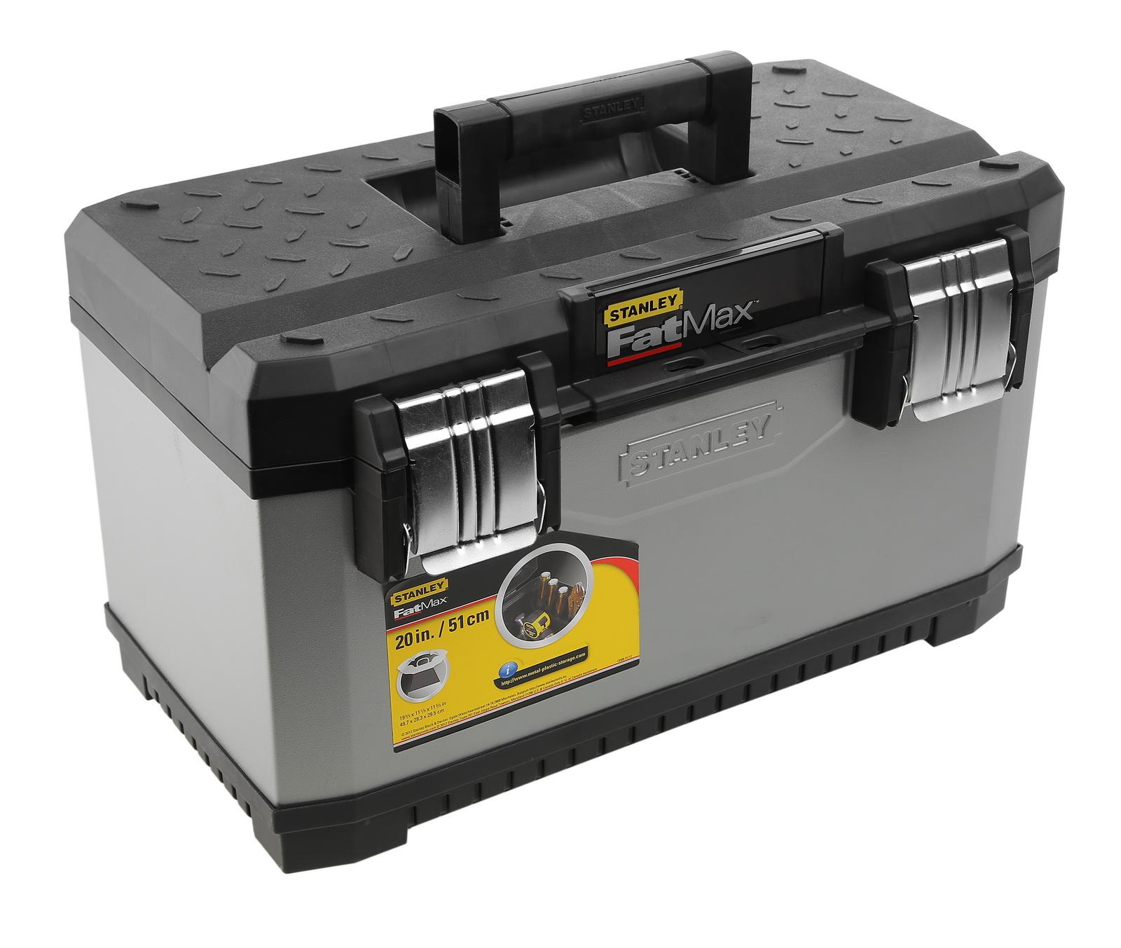 Ящик для инструментов Stanley Fatmax 1-95-615 ящик для инструментов truper т 15320