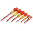 Набор диэлектрических отверток, 6 шт. STANLEY FATMAX 0-65-441