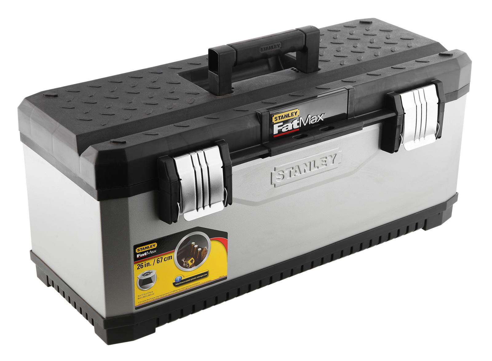 Ящик для инструментов Stanley Fatmax 1-95-617 ящик для инструментов truper т 15320