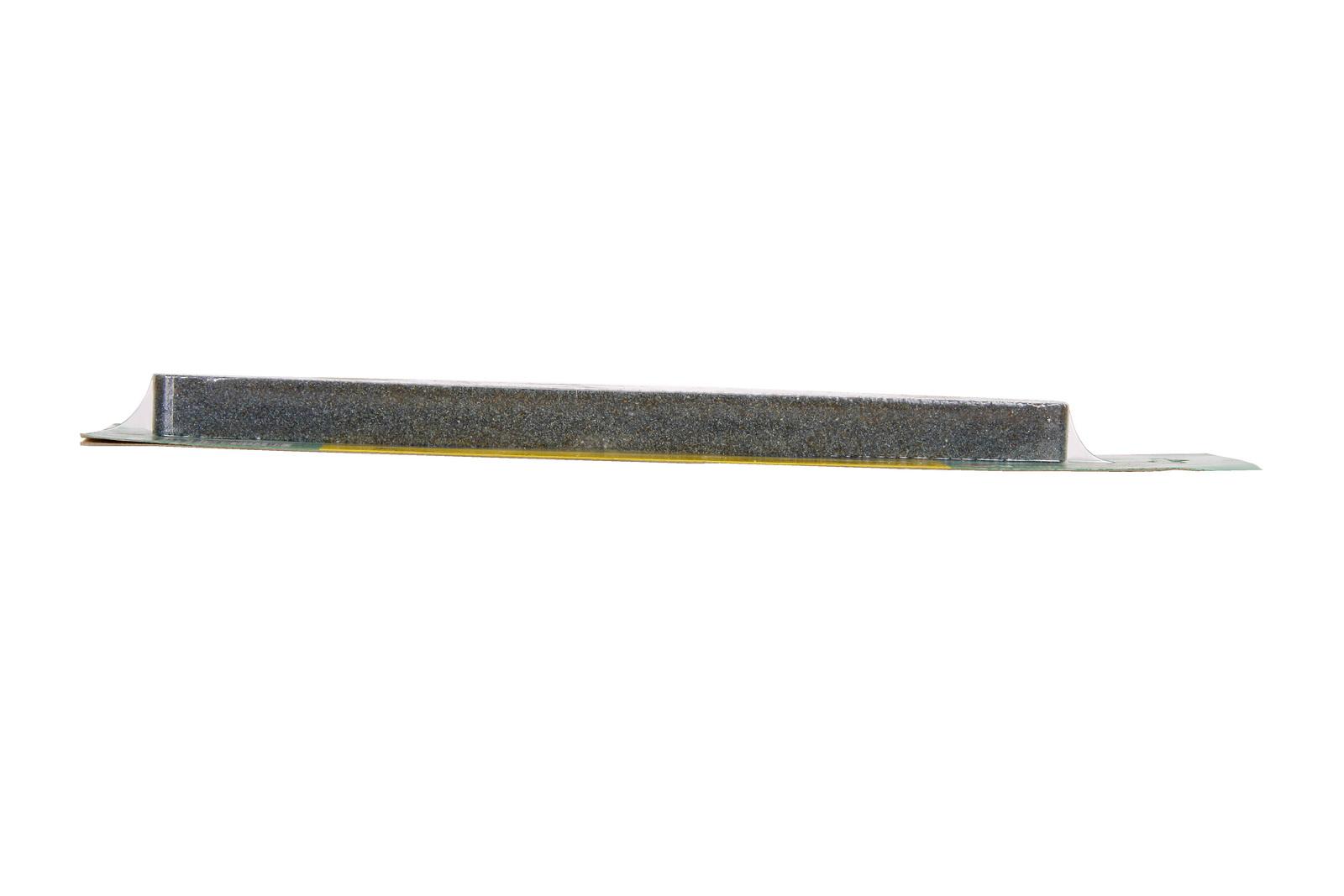 Брусок шлифовальный ЛУГА-АБРАЗИВ Лодочка 35 Х 15 Х 225 14А в индивидуальной упаковке