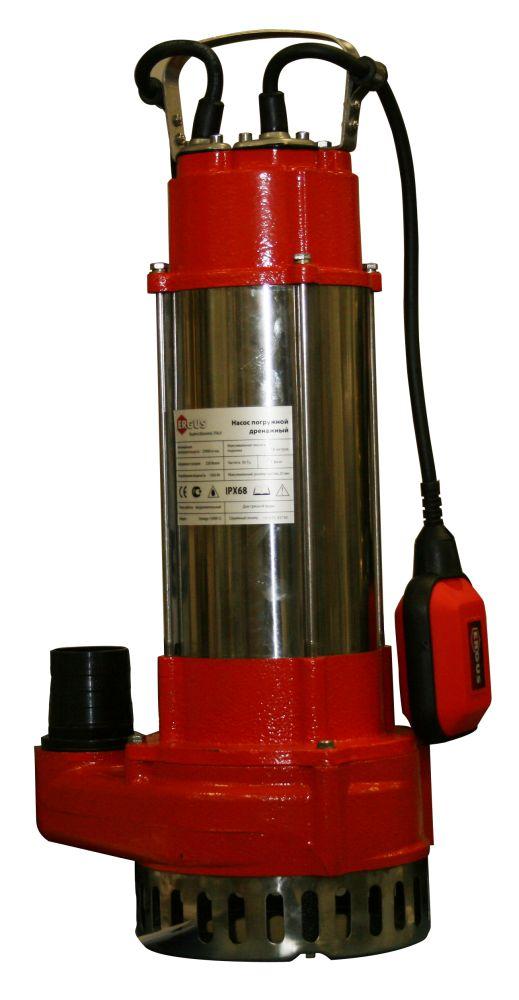 Погружной дренажный насос Quattro elementi Sewage 1500 f ci монохромный лазерный принтер canon i sensys lbp253x 0281c001