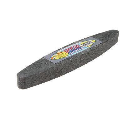 Брусок шлифовальный ЛУГА-АБРАЗИВ Лодочка 35 Х 18 Х 225 14А, в индивидуальной упаковке