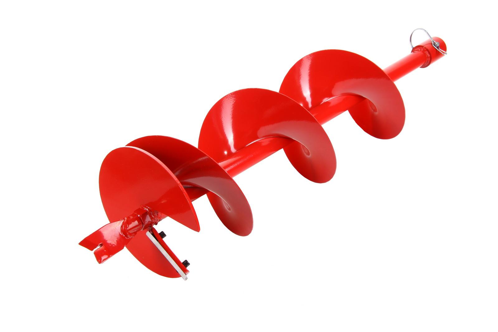 Шнек Hammer для грунта 8'' (200мм)