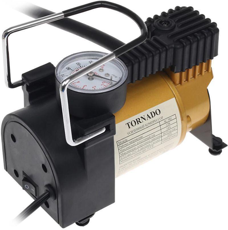 Автомобильный компрессор Stvol Ac-580 Торнадо
