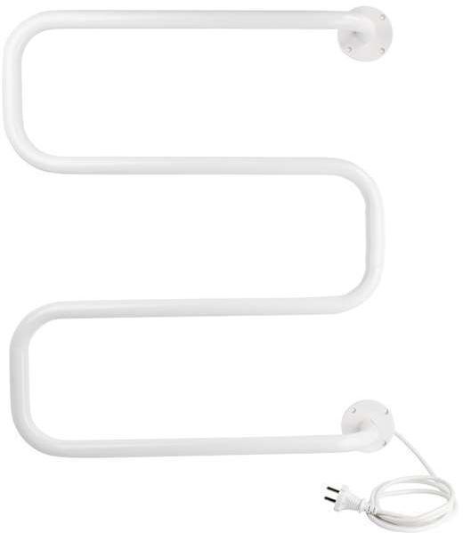 Полотенцесушитель Devi Devirail белый 60Вт (98808140)