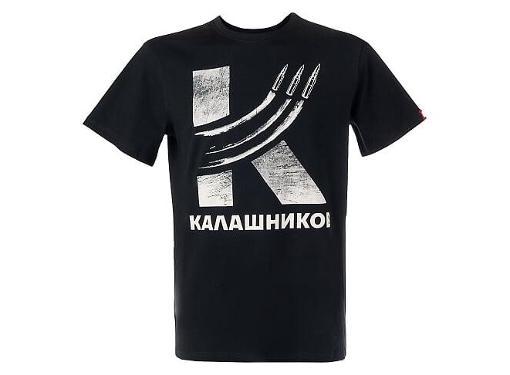 Футболка КАЛАШНИКОВ отк0000004