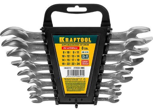 Набор ключей KRAFTOOL 27033-H8C_z01