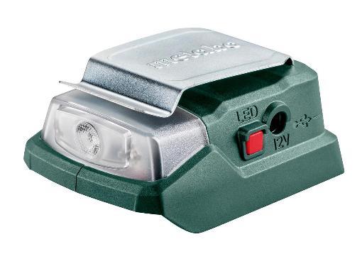 Адаптер питания METABO 12ВАч (PowerMaxxPA12LED-USB 600298000)