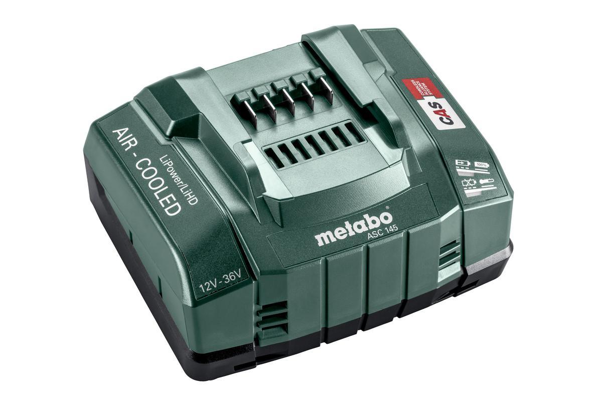 Зарядное устройство Metabo 12-36В li-lon (627378000)