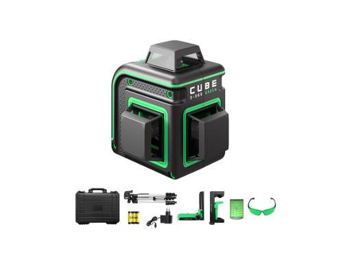 Уровень лазерный ADA Cube 3-360 GREENUltimate Edition