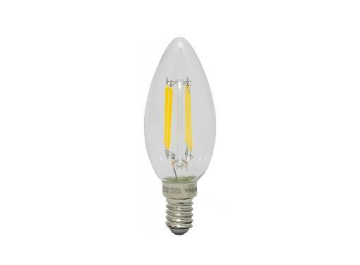 Лампа светодиодная СТАРТ LED F-Candle E14 9W 2700К