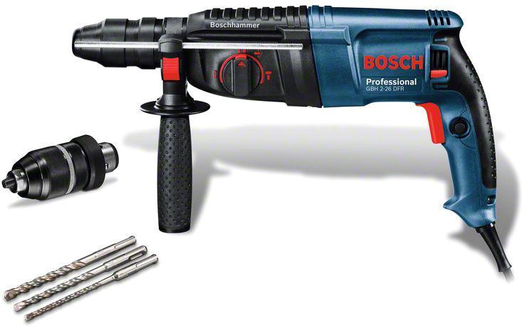 Купить со скидкой Перфоратор Bosch Gbh 2-26 dfr (061125476d)
