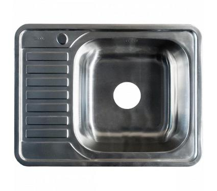 Мойка кухонная IDDIS Basic BAS65SRi77