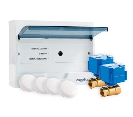 Система контроля протечки воды AQUABAST стандарт 2