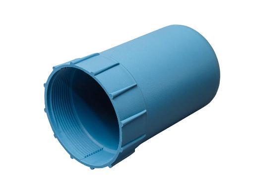 Колпак для баллона ПТК 001.060.250 голубой